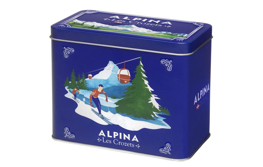 Alpine Savoie reine des crozets