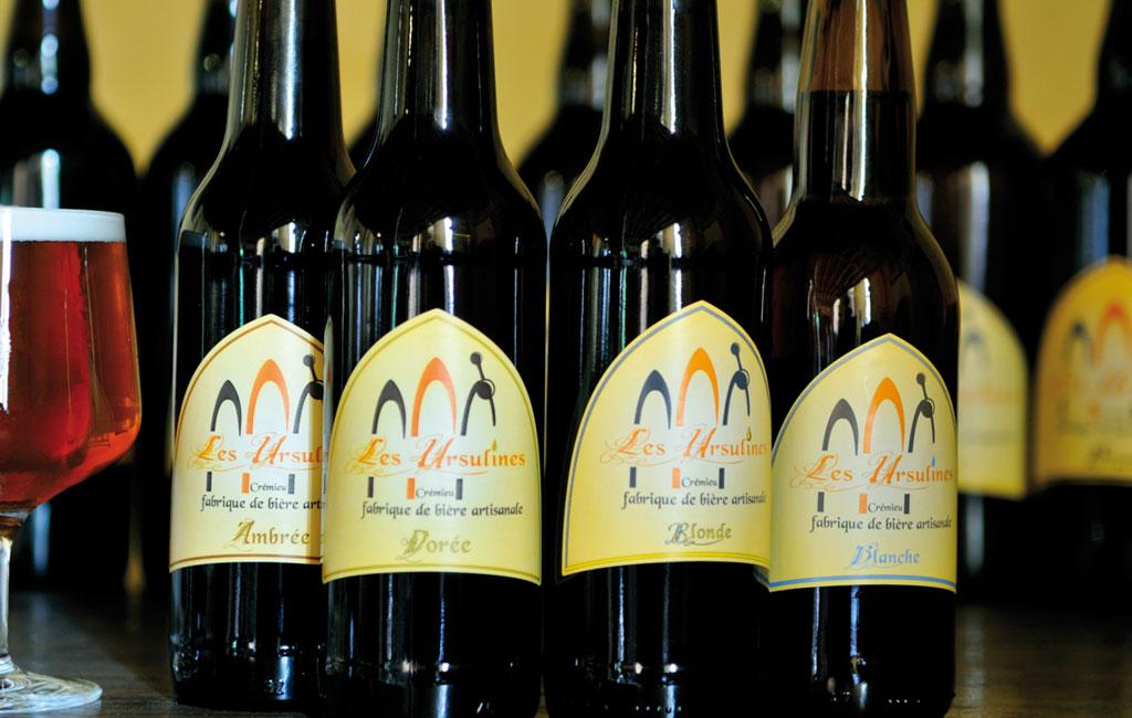 Brasserie les Ursulines - Bières