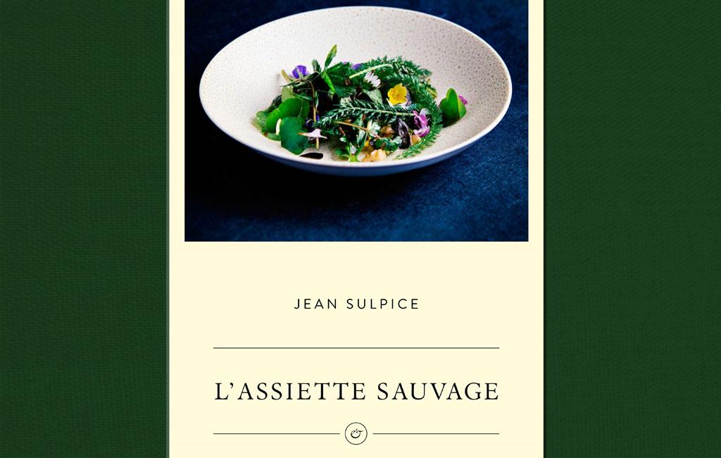 Couverture du livre de Jean Sulpice