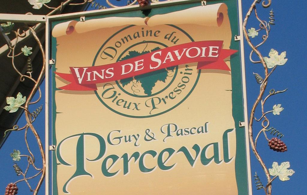 vin des glaces - domaine perceval