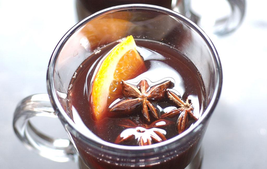 Vin chaud aux épices de Jean Sulpice