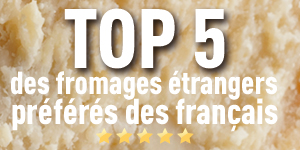 Top5 des fromages