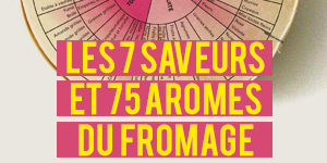75 aromes du fromage