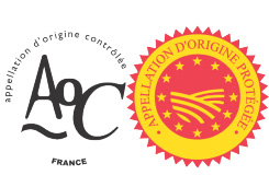logos AOP et AOC