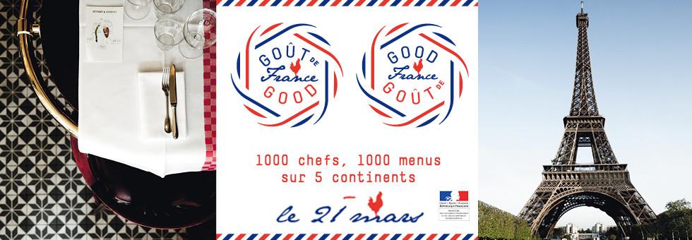 goût de France - good France