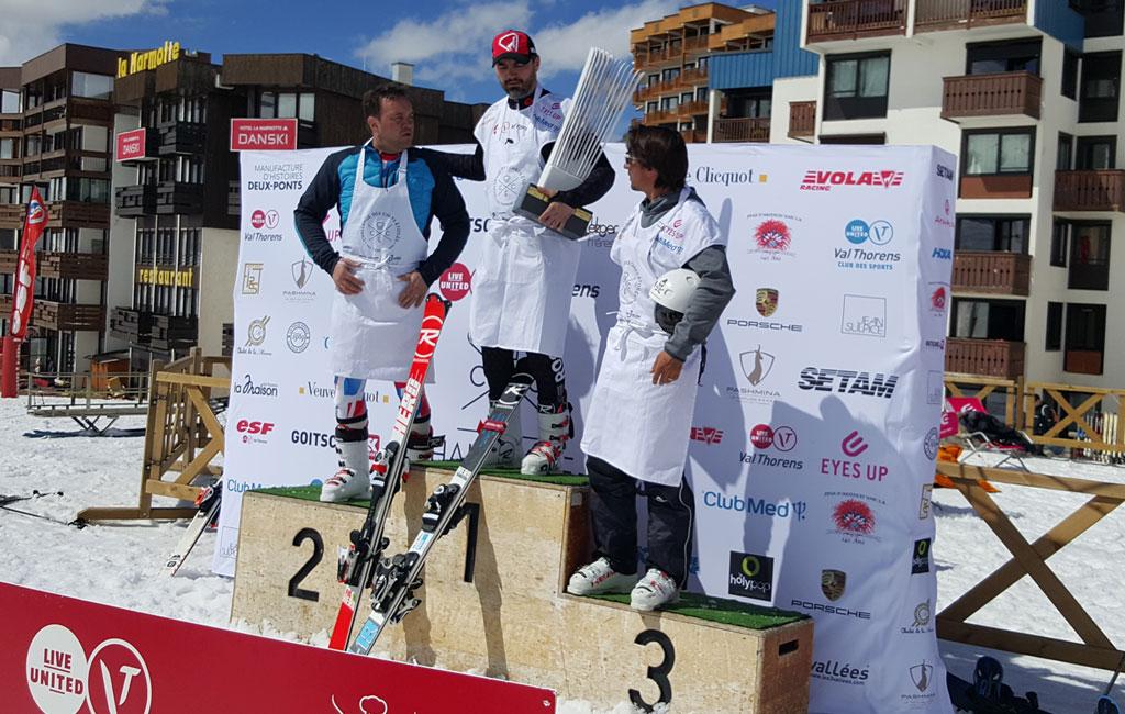 challenge des chefs étoilés 2016 - Val Thorens