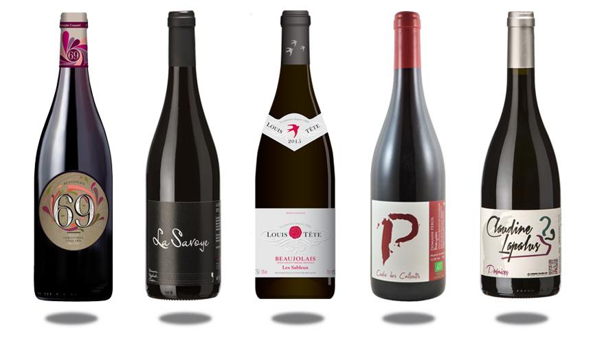 5 beaujolais - vins