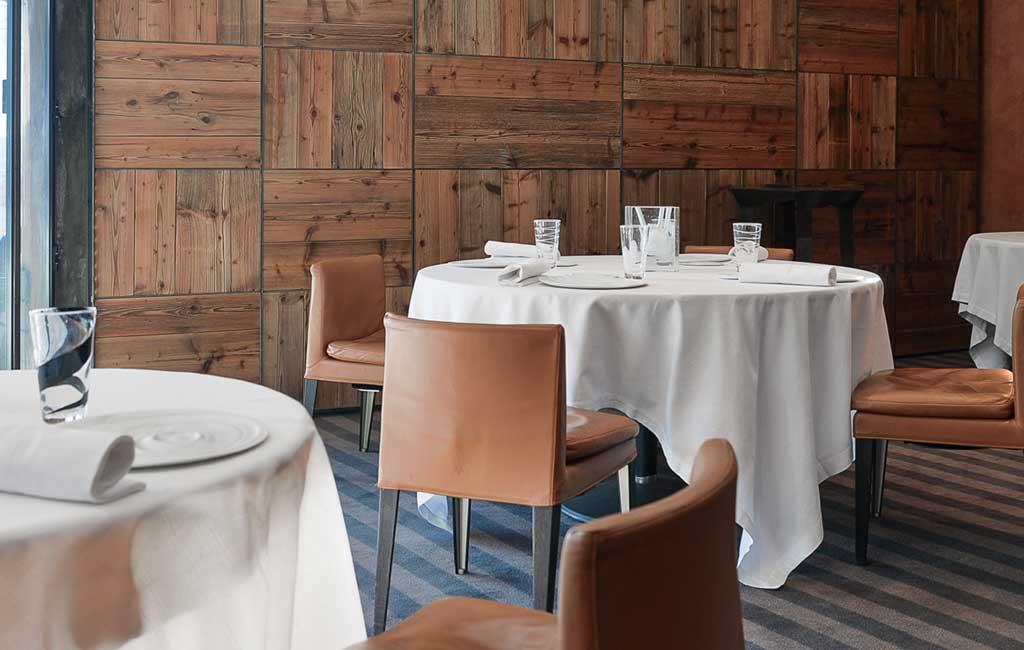 restaurant Le Clos des Sens - Laurent Petit - Annecy-le-Vieux