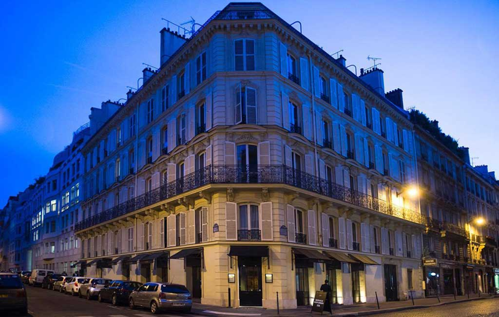 Denis Tichadou - restaurant les 110 Taillevent