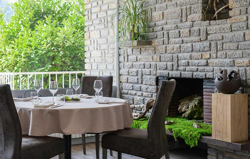 Jérémie Izarn restaurant la tour des sens Tencin