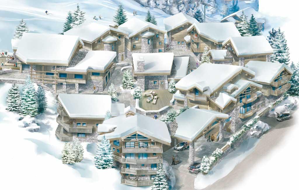 Hôtel Le K2 Altitude Courchevel