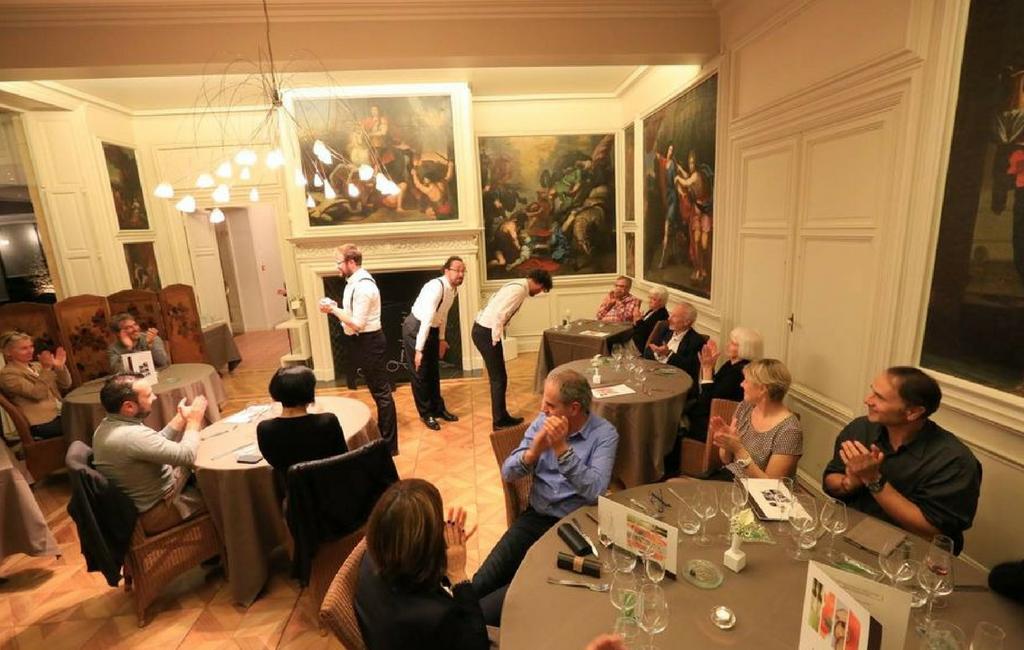 Roanne Table Ouverte 2016