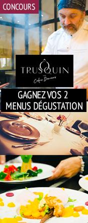 concours magazine exquis O Trusquin Pierrelattte