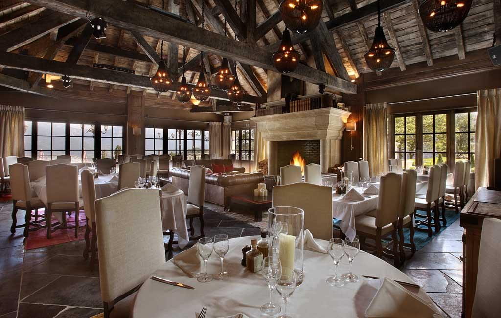 hôtel restaurant Domaine des Saints Pères Chambéry