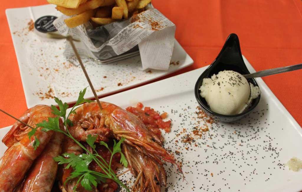 restaurant l'Ynsolence Grenoble