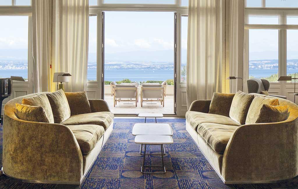 le royal evian obtient la distinction palace. Black Bedroom Furniture Sets. Home Design Ideas