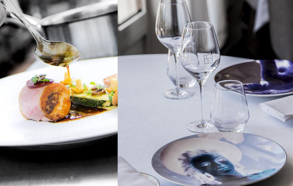 restaurant la voile Annecy