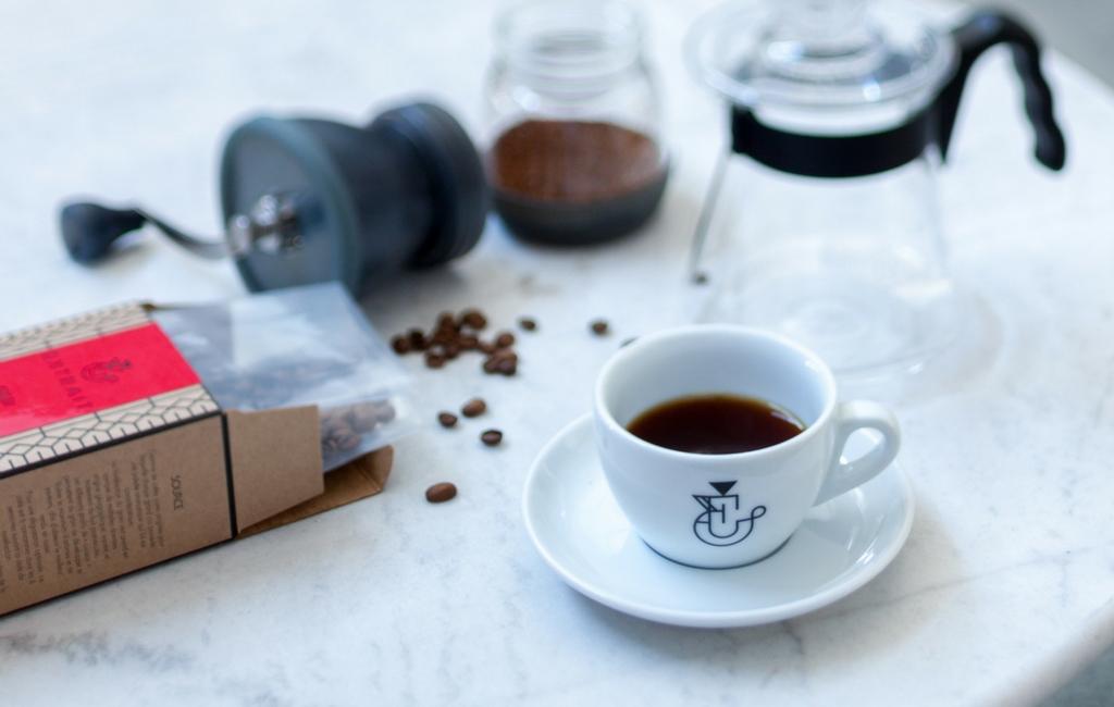 cafés extrait