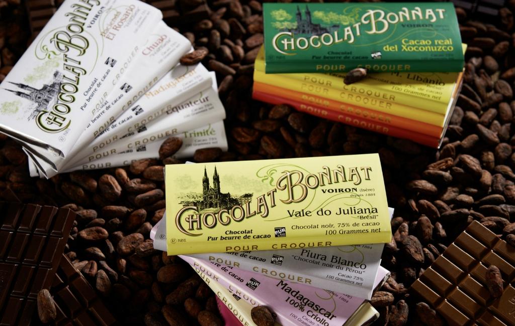 chocolat Bonnat Voiron Stéphane Bonnat