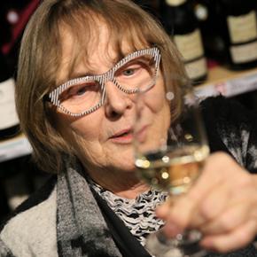 annie-françoise Crouzet, expert vin du magazine exquis