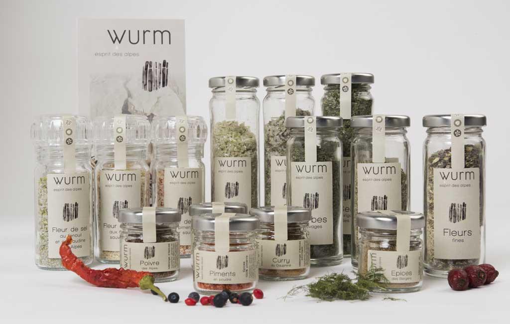 épices et aromates Wurm