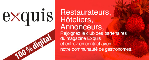 annonceurs magazine exquis