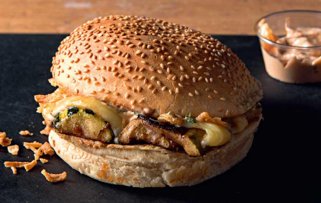 recette hamburgé le claude big fernand