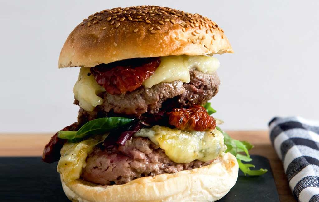 recette hamburgé le very big fernand
