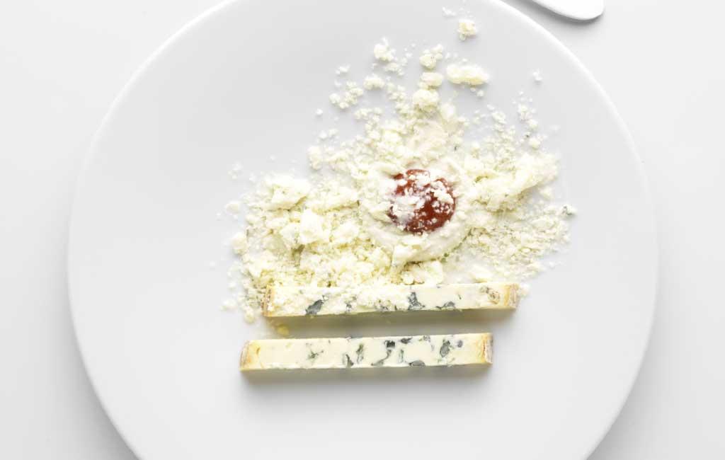 recette fromage dessert fourme d'ambert