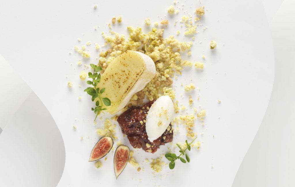 recette fromage dessert reblochon