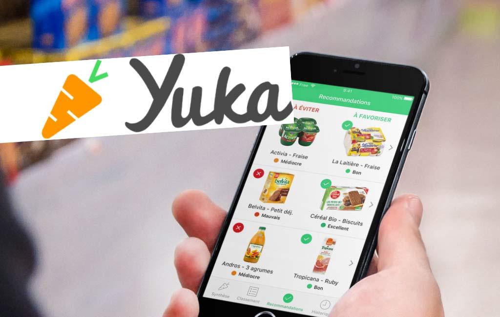 yuka l 39 appli mobile qui vous dit tout sur les additifs nocifs des produits alimentaires que