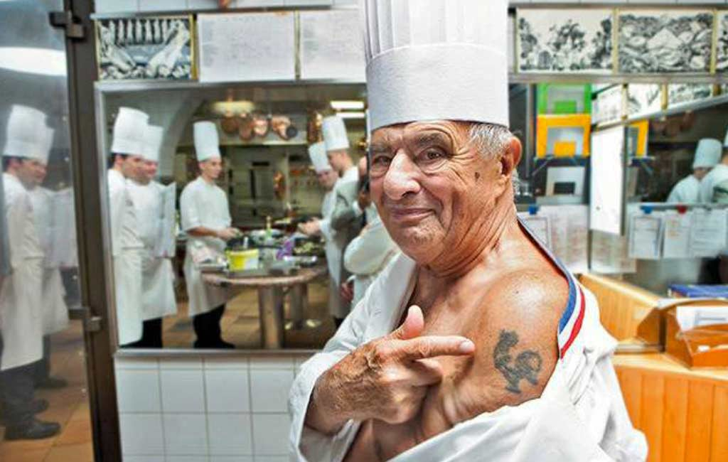 10 citations de Paul Bocuse