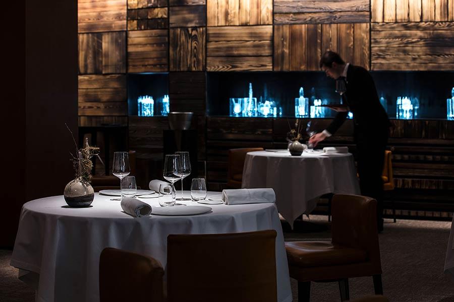 Le Clos des Sens Restaurant