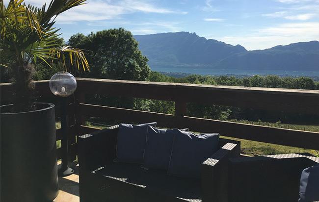 Le belle vue terrasse