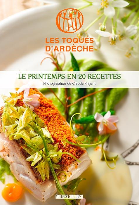 livre les toqués d'Ardèche