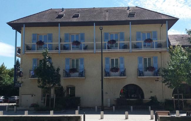 Inter Hôtel Iroko
