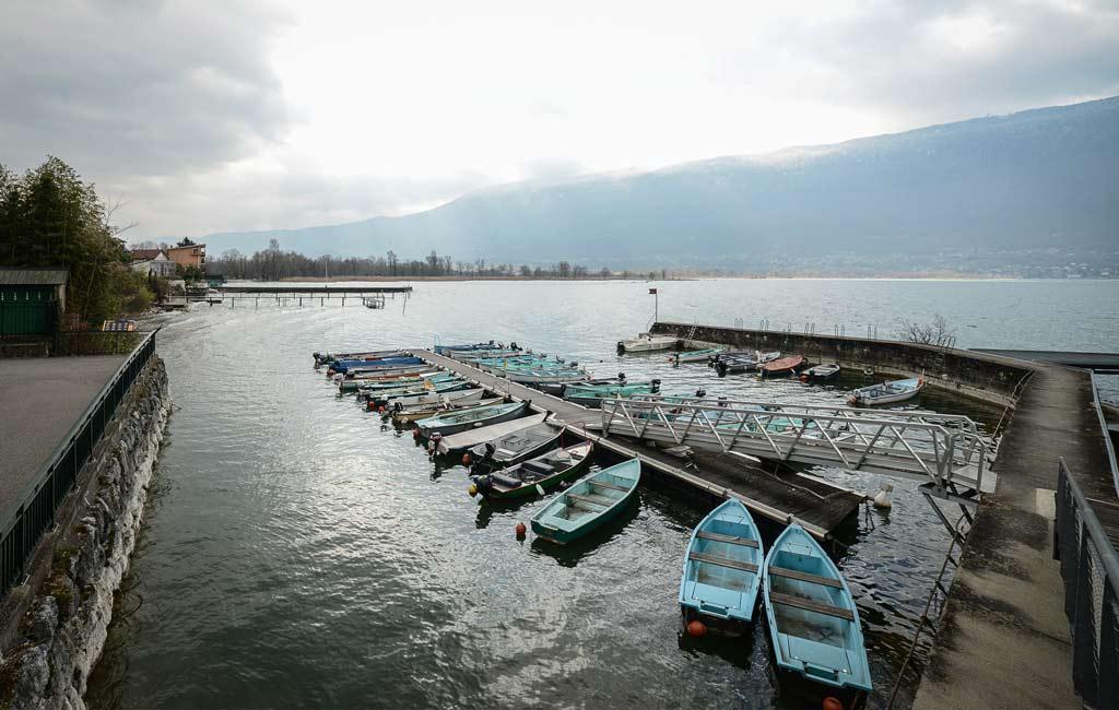 la maison des pêcheurs Aix les bains lac du bourget