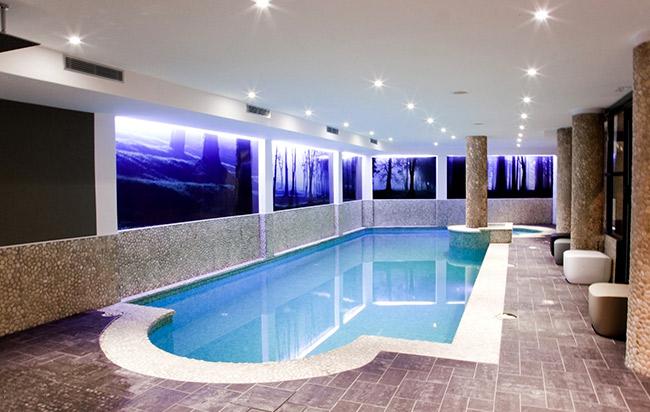 piscine en intérieur Agora