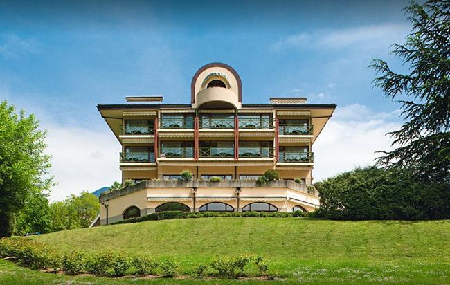 Villa Marlioz bâtiment