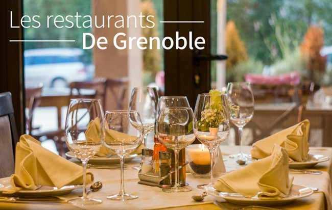 Les restaurants à Grenoble