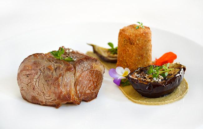 Badine au menu