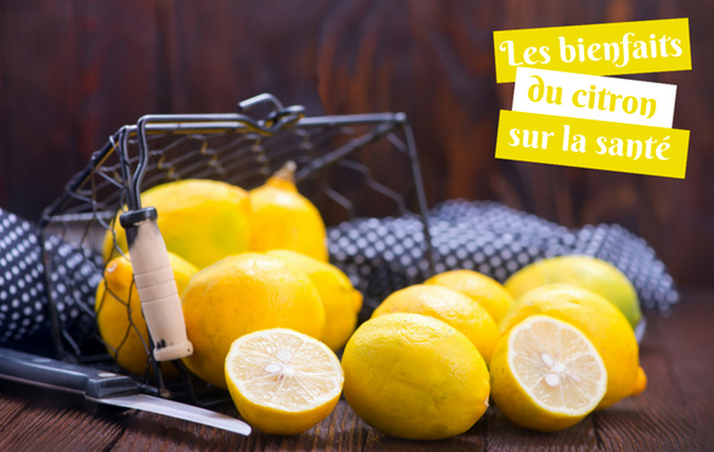 bienfaits du citron