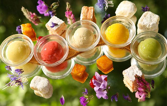 Fantin Latour dessert