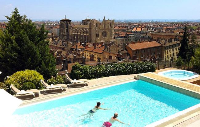 villa florentine panorama