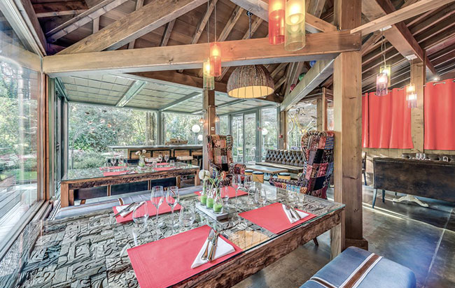 restaurant maison rouge