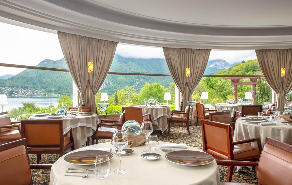 Hôtel Les Trésoms à Annecy