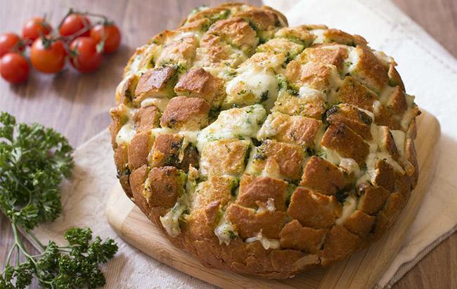 pain au fromage apéro
