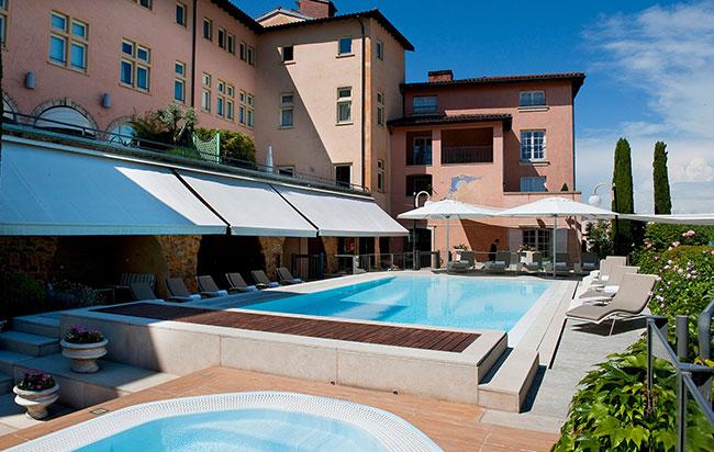 piscine Lyon