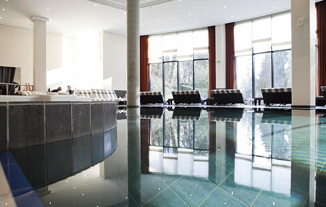 piscine rotonde