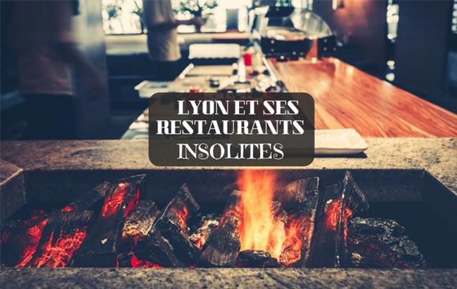 restaurants insolites à lyon